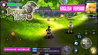 Gambar cover Dragon Nest M (English Version) - SEA OBT Gameplay [Android/IOS]