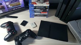 Playstation ve Oyun Koleksiyonum / 4K'Ya Özel