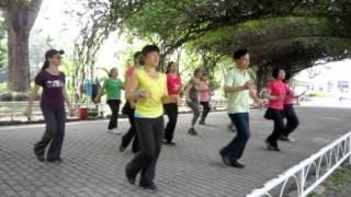 Cherokee Boogie  - line dance