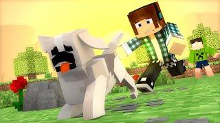 Minecraft : MEU CACHORRO FUGIU !! - Aventuras Com Mods #43