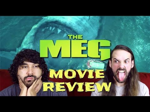 THE MEG –  MOVIE REVIEW!!!