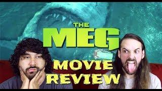 THE MEG -  MOVIE REVIEW!!!