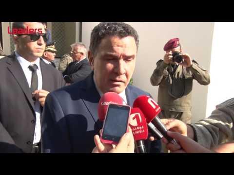 Déclaration du ministre de la défense nationale Farhat Horchani