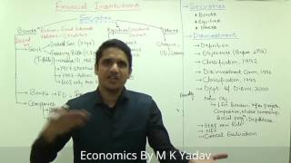 (2/2)Financial Securities | Bonds | Debenture | Shares | Preference Shares | Explained by M K Yadav