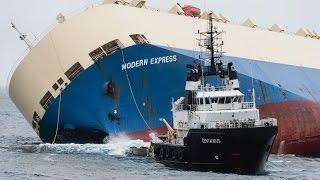 Modern Express - Salvage & Towing - 01 Feb. 2016