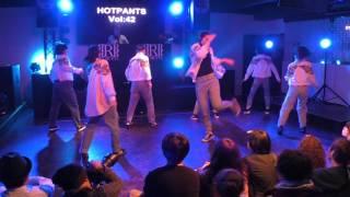 D+ALL(暖 NUMBER) HOT PANTS vol.42 DANCESHOWCASE