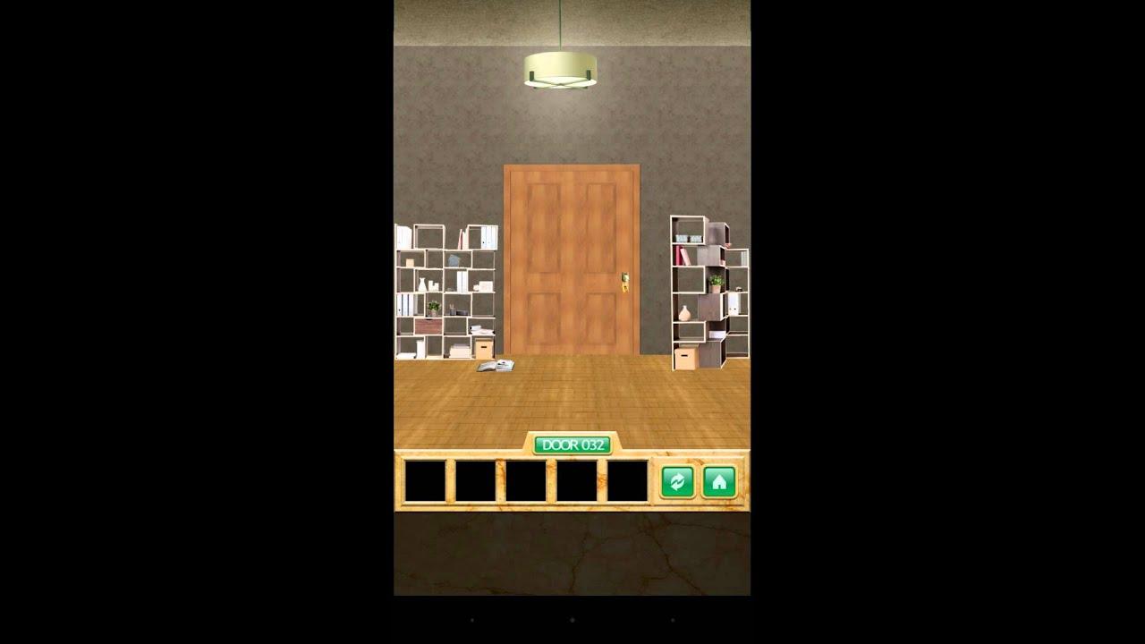 Floor 34 100 Doors Home Plan