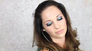 Get ready with me easy make up and hair/Пригответе се с мен- коса и грим