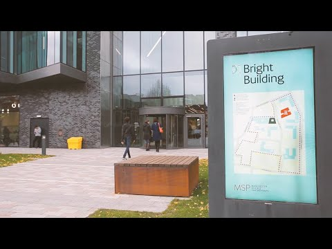 Exploring advanced energy at the Bright Building