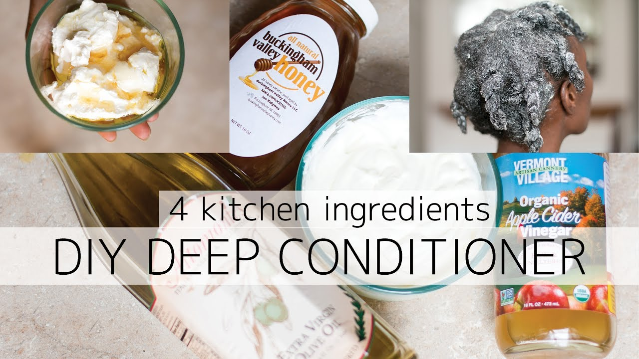 Deep Conditioner | 4c Natural Hair