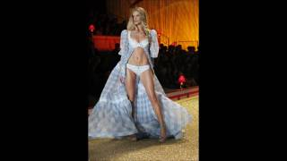NEW !  Victoria's Secret Angels Modeling Their Fantasy Outfits -2010 Fashion Show! Thumbnail