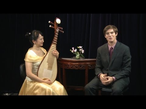 Chinese Musical Instruments - The Pipa