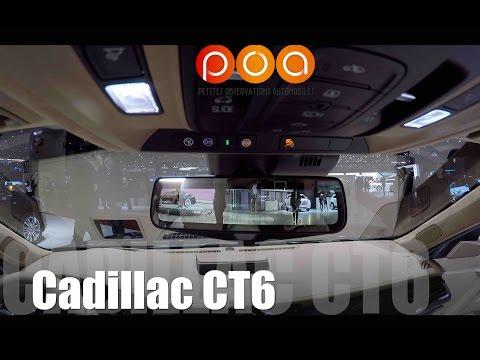 Cadillac CT6 2017 - Salon de Genève 2017 9/19