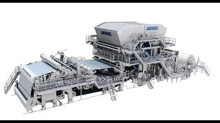 ANDRITZ PrimeLineTM Tissue Machine