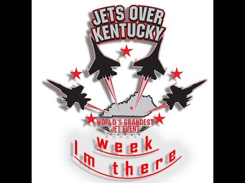 "Jets Over KY(J'OK) Upclose & Personal 2017 ""Mini Movie"" (Grab some Popcorn & Drink)"