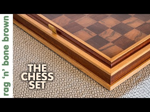 The Chess Set (Part 1 of 3) - The Board