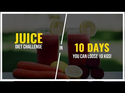 Juice Diet in Tamil: Weightloss without Exercise in 10 Days