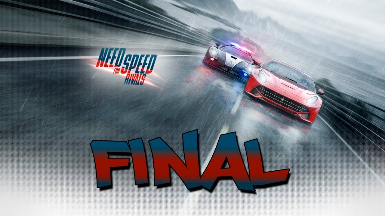 need for speed rivals how to get 2 player