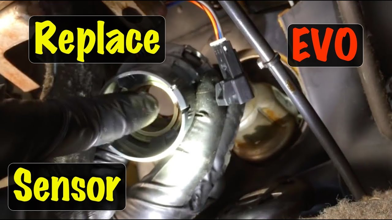 1997 98 99 GM Truck Power Steering EVO Turning Speed Sensor Test &  Replacement (Chevy & GMC)