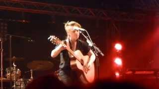 Wallis Bird (ZAZ support) - Take Me Home -  live München Tollwood 2013-07-08