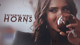 ►Katherine Pierce || Horns Like the Devil ♕
