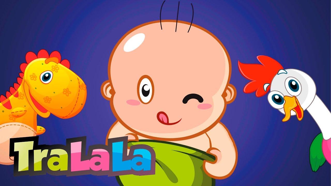 Primele cuvinte - Cântece pentru copii   TraLaLa
