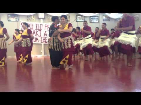 Waging War (Cece Winans) - Taufa'ahau Youth