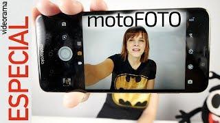 Motorola ONE -EXPRIME a tope su cámara-
