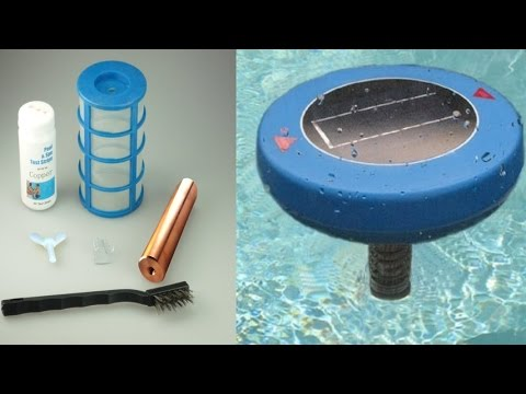 Solar Ionizer And Ozone System For Pools Doovi