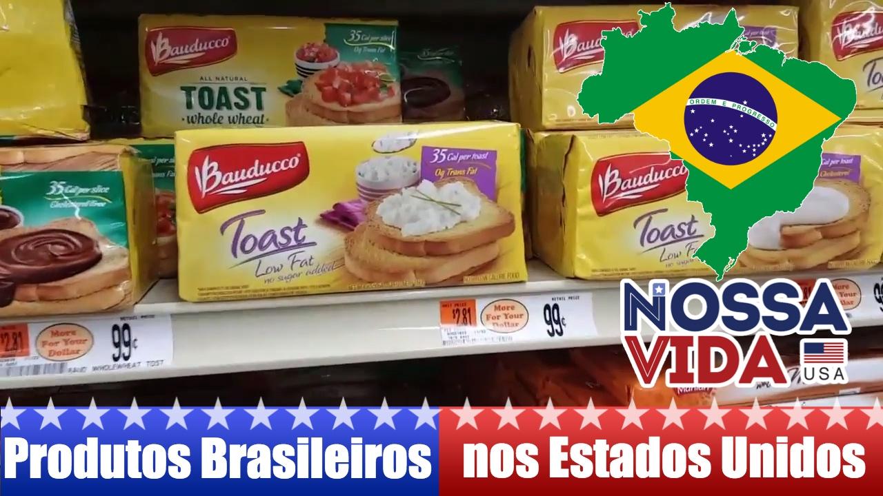 Fazer Artesanato Facil Para Vender ~ Produtos Brasileiros nos Estados Unidos YouTube