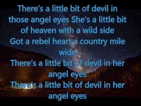 Angel Eyes Lyrics By Love And Theft