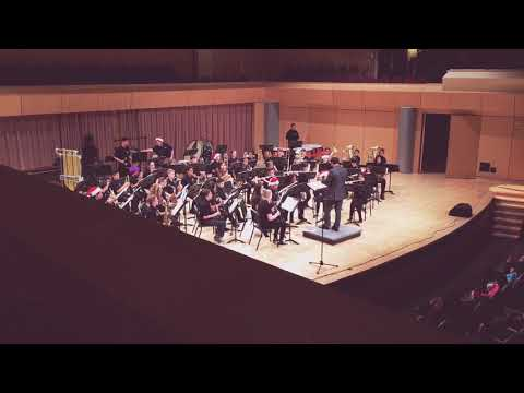 Rio Rancho Middle School Advanced Band - Winter 2018