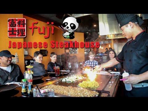 Japanese Food Review (Fuji Japanese Steakhouse)