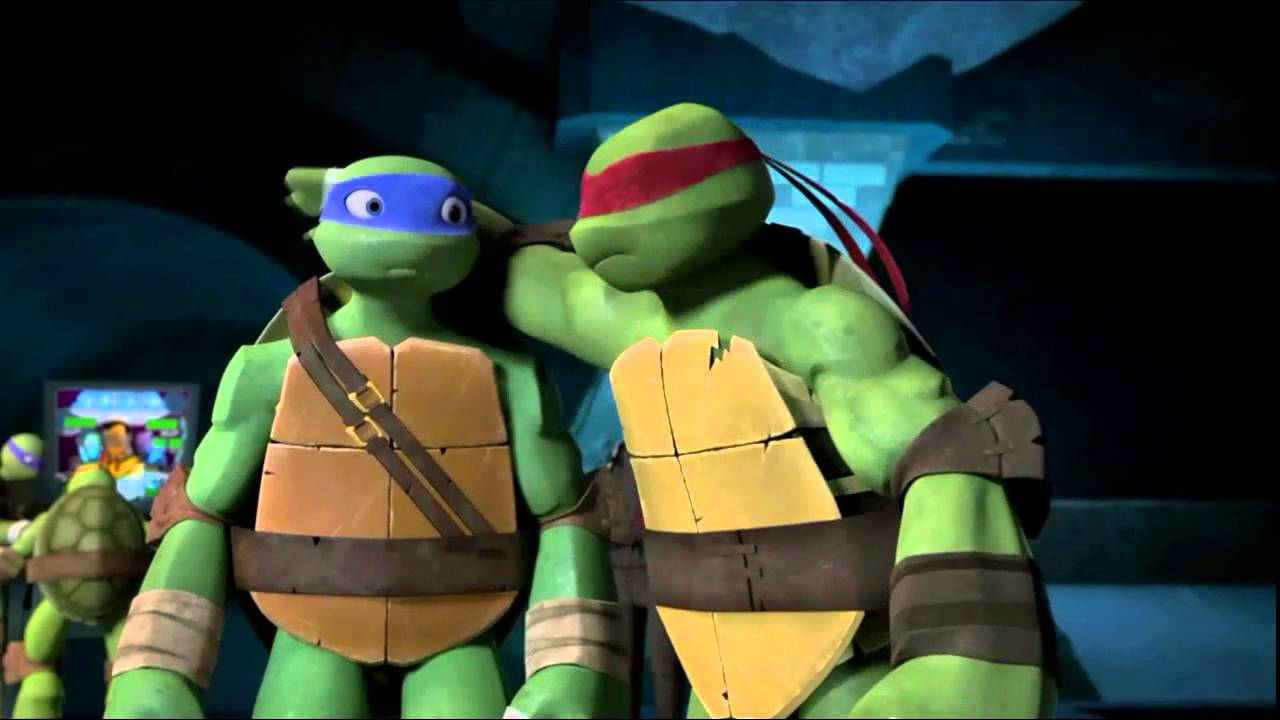 Mv Leo Raph Sweet Moments Tmnt 2016 Youtube