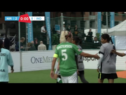 Homeless World Cup 2017 Oslo Pitch 3