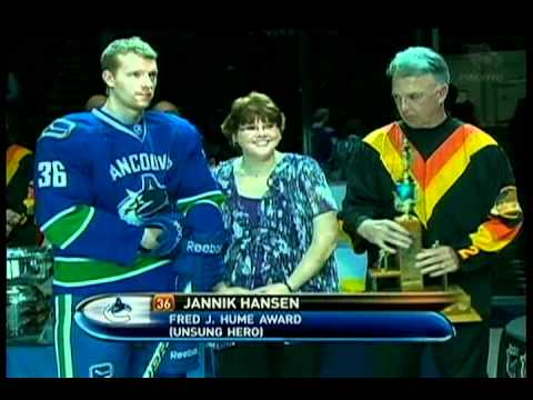 Vancouver Canucks President