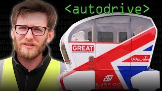 Autodrive Project - Computerphile