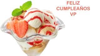VP   Ice Cream & Helados