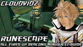 Runescape Beacon Network Mini-Quest Guide HD