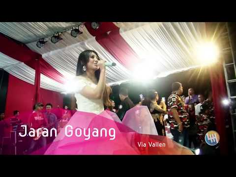 Via Vallen - Jaran Goyang (live Samarinda)