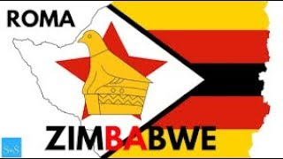 ROMA - ZIMBABWE LYRICS (Official Lyrics Video 2017)