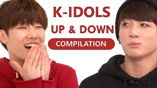 Download Video K-IDOLS DANCING TO EXID UP & DOWN (COMPILATION) MP3 3GP MP4