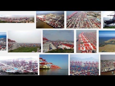 Shanghai Yangshan Deep Sea Port
