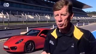 Test the Porsche Cayman | Drive it!