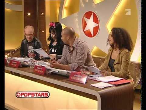 Kampf der Welten zwischen Dee und Nina Hagen / Annie im Popstars-Engel Casting 2006
