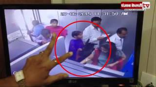This girl is the smartest thief ever! Caught on security camera!