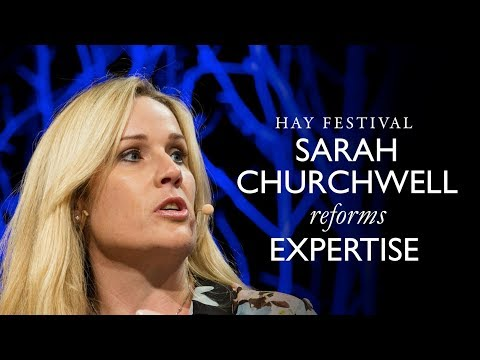 Sarah Churchwell on Expertise
