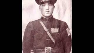 Chinese Muslim General Ma Zhongying of the National Revolutionary Army of the Republic of China