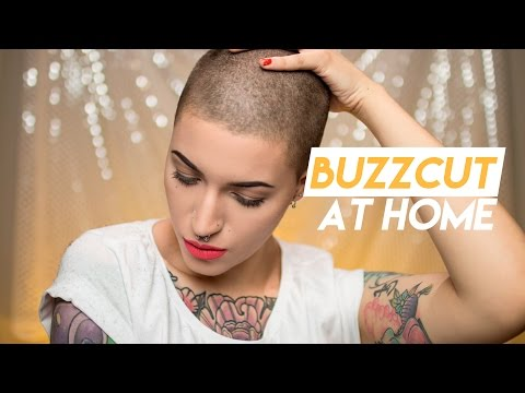 Buzzcut At Home
