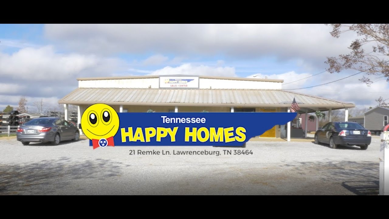Tennessee Happy Homes (What You Envision We Build)
